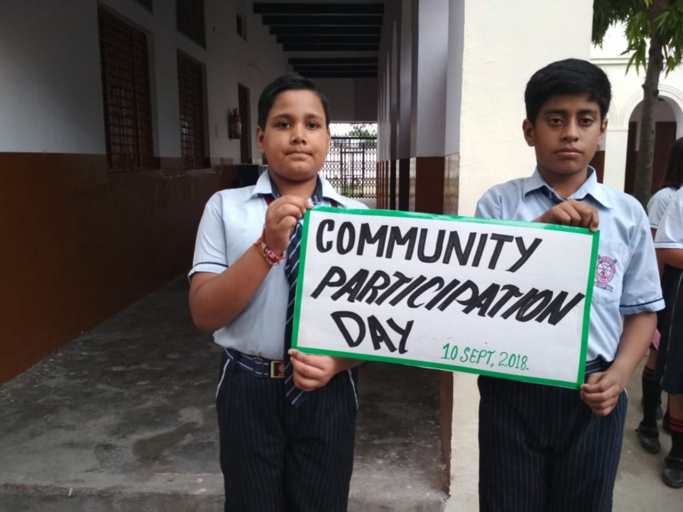 Community Participation Day