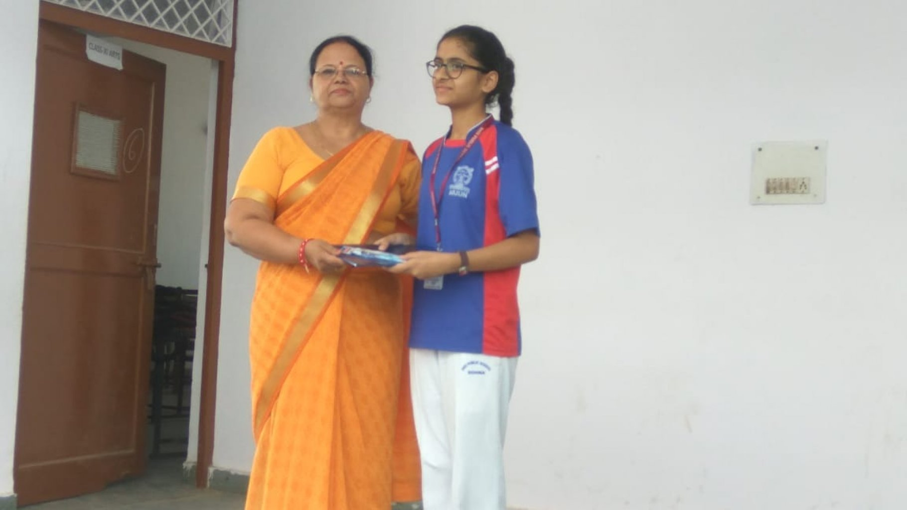 Prize Distribution 2018