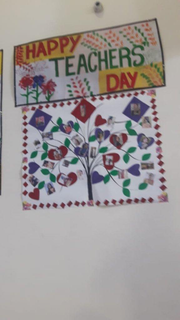 Teachers day Celebration-2019