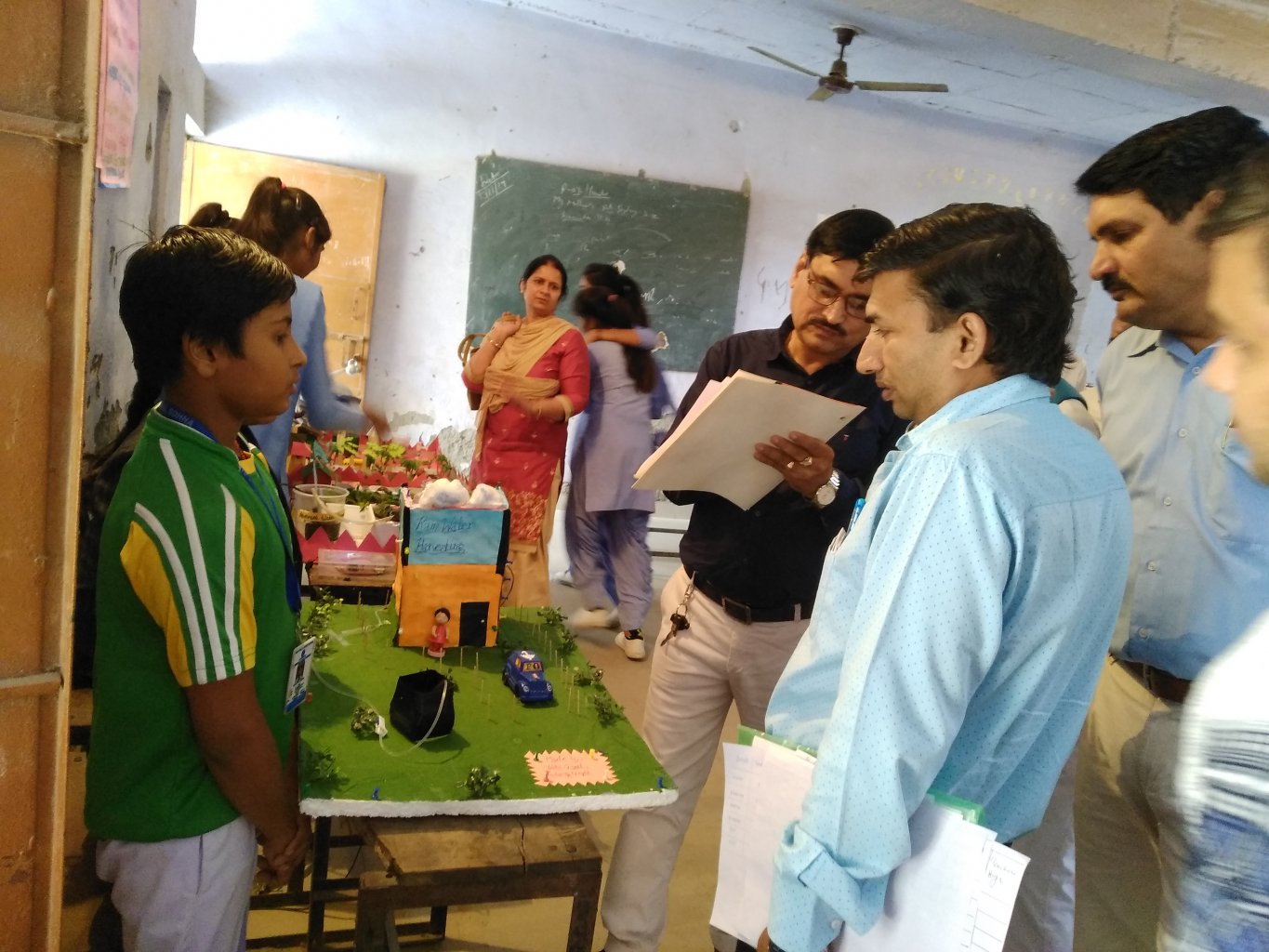 Block Level Science Exhibition 2019