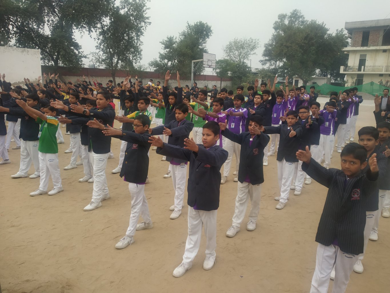 FIT INDIA SCHOOL WEEK 2019