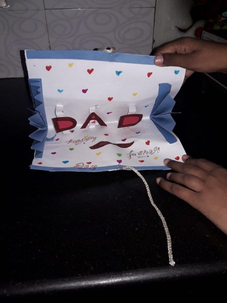 Father's Day celebration 2020